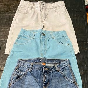 Children's place and unbranded shorts lot 8
